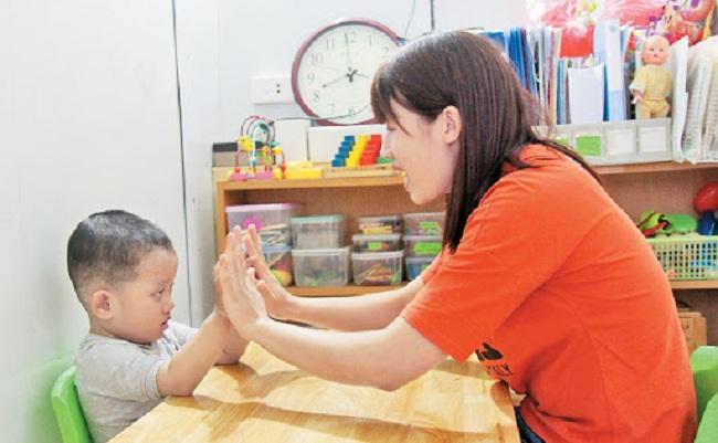 Trung tâm Gia sư điểm 10 dạy trẻ tự kỷ tốt nhất hiện nay